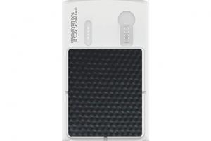 Topfly solar rechargeable asset tracker