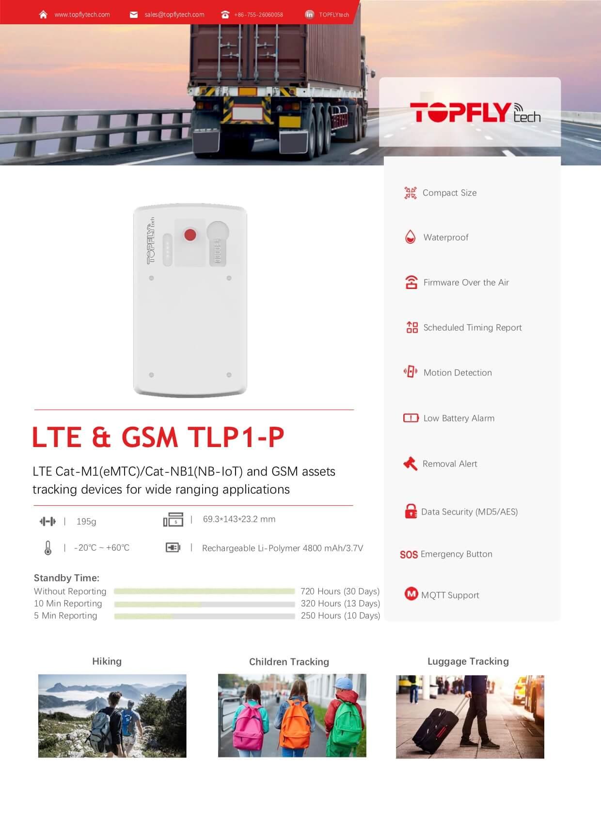 TLP1-P (4G LTE)