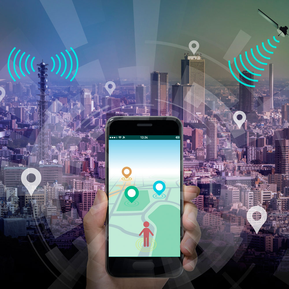 Geofencing and tracks