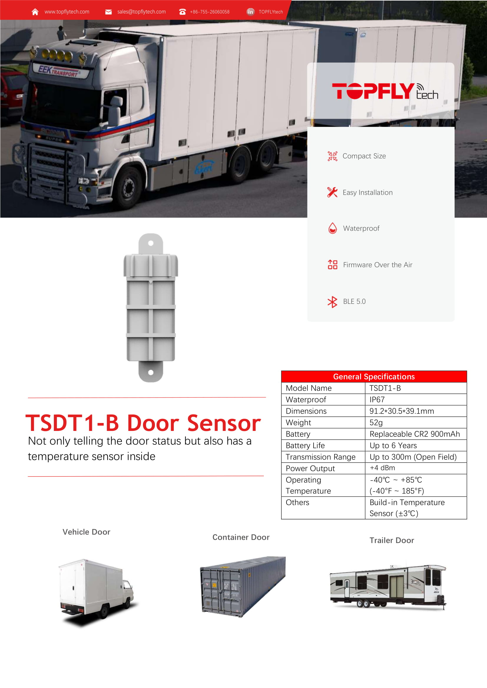 TSDT1-B