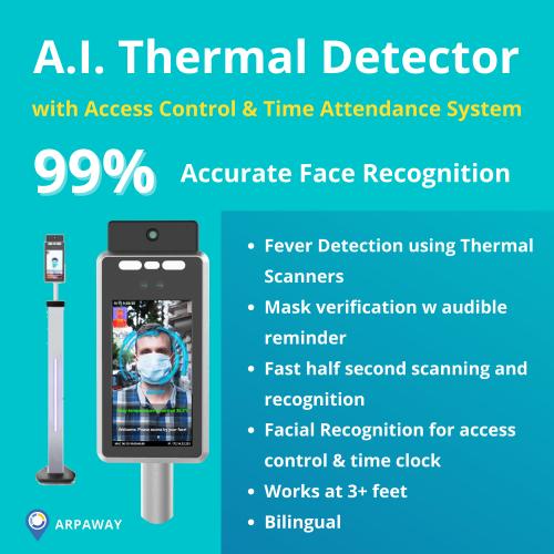 TD01-G howen thermal detector