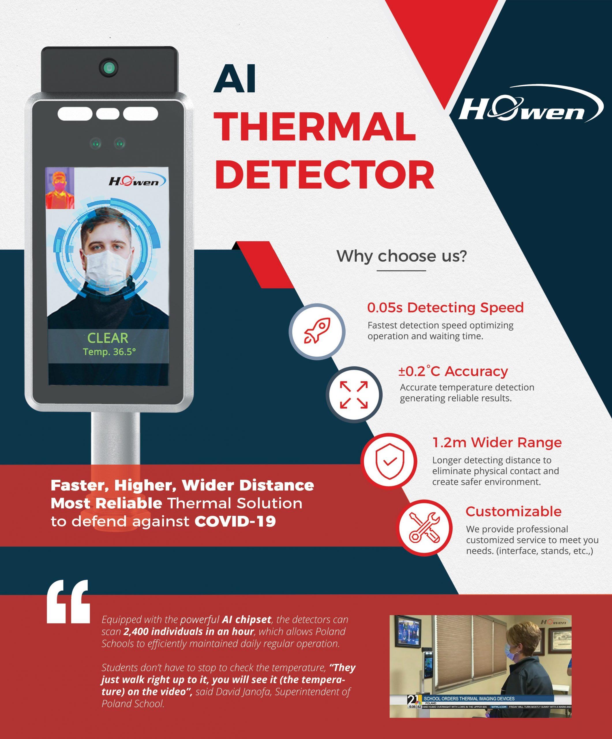 Thermal detector poster2