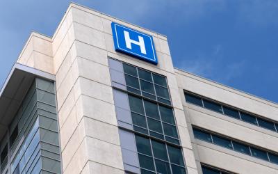 Le Centre Hospitalier de Montélimar - Localisation des dispositifs de santé