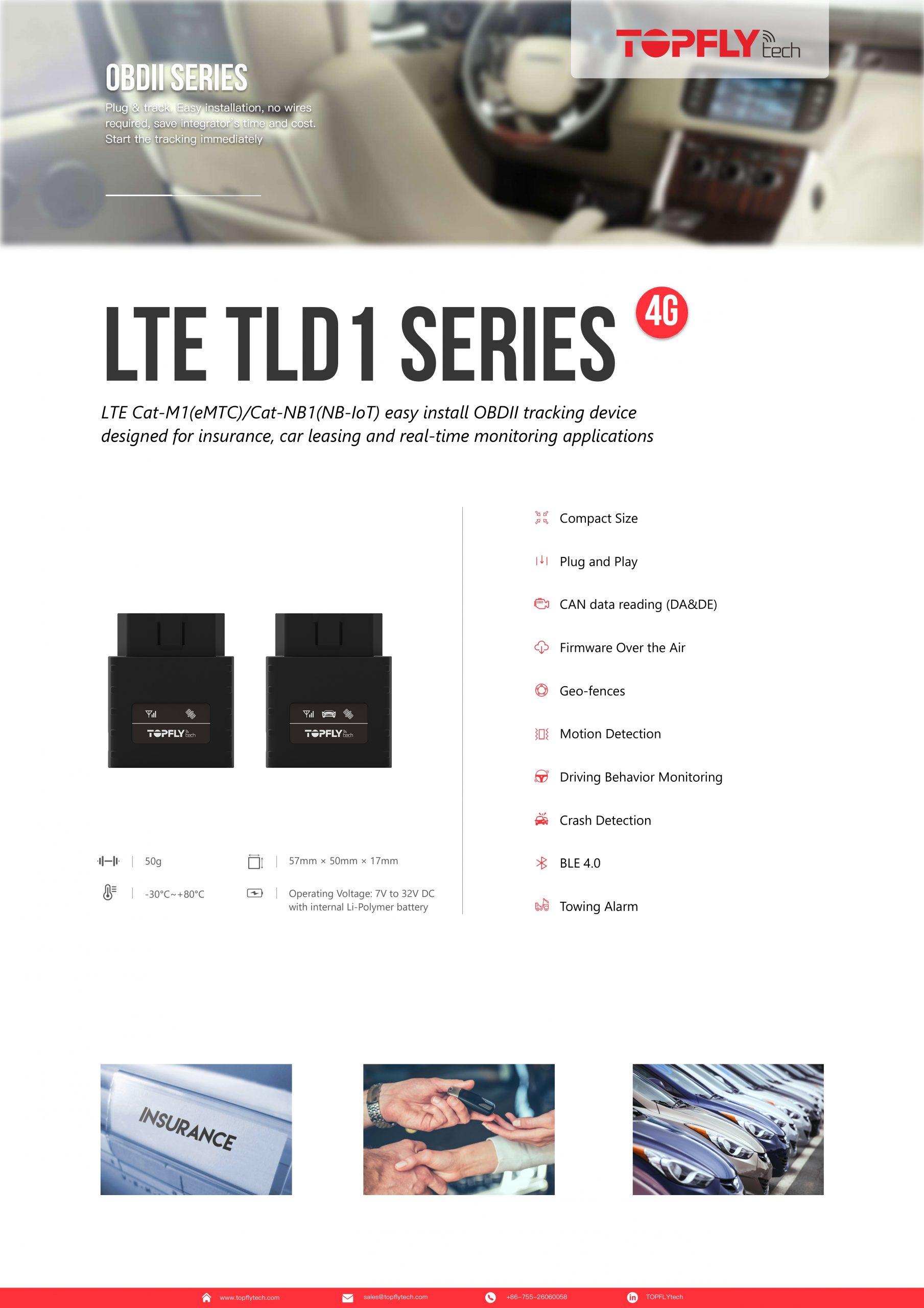 TLD2-Series