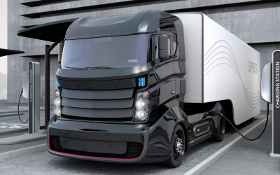 Truck industry embracing change due to the emission regulations and high demand for electric trucks